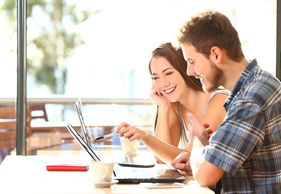 Aprendizaje Online Estudiantes