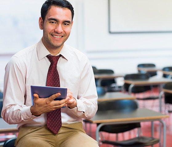 Aprendizaje Online Profesores